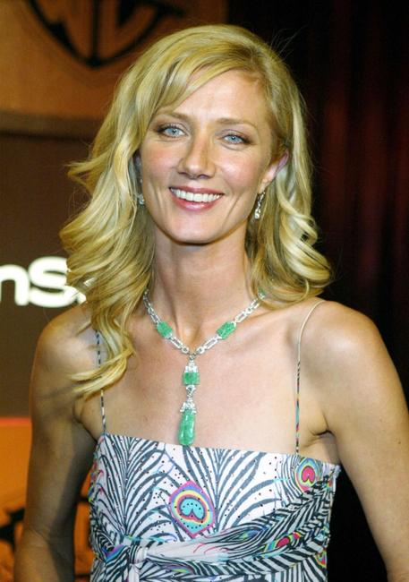 Joely Richardson at the InStyle Magazine Golden Globe after party.