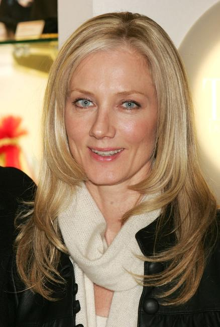 Joely Richardson at the doll signing event to celebrate the premiere of