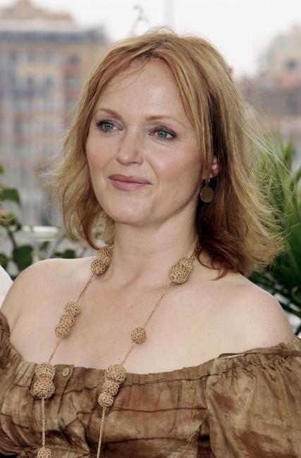 Miranda Richardson at the photocall promoting the film