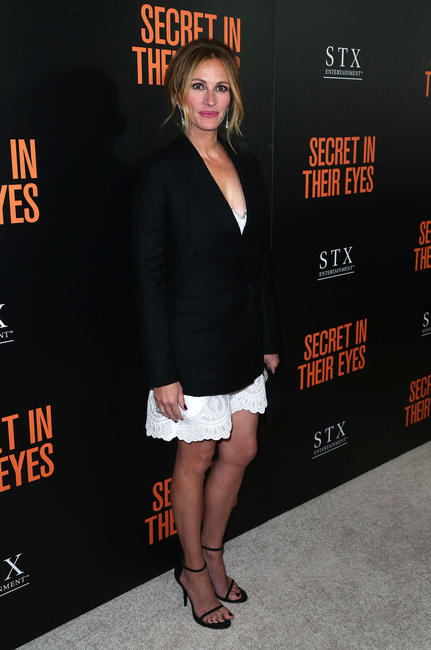 Check out the cast of the California premiere of 'Secret In Their Eyes'