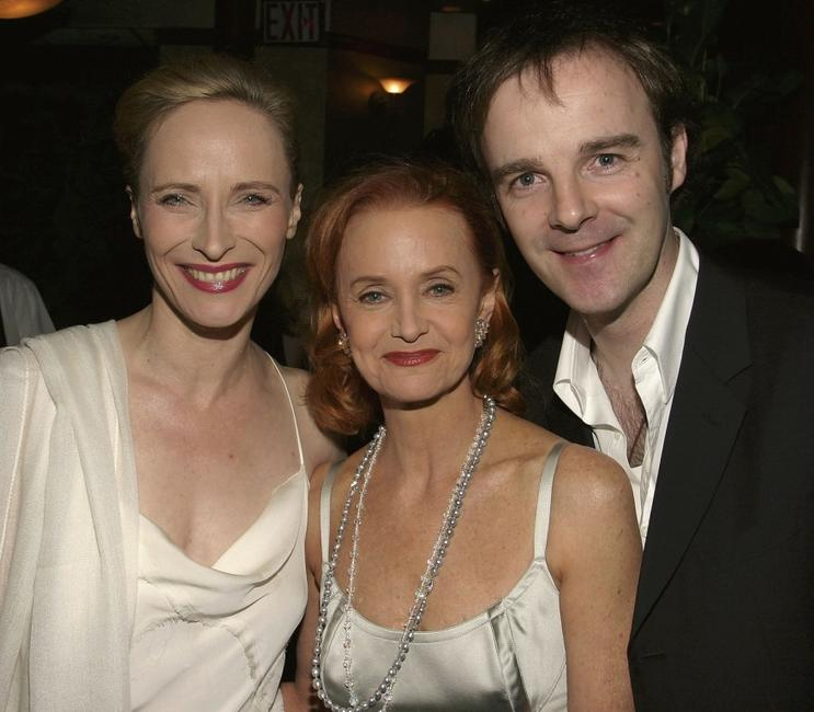 Laila Robins, Swoosie Kurtz and Brian F. O'Byrne at the after party opening of