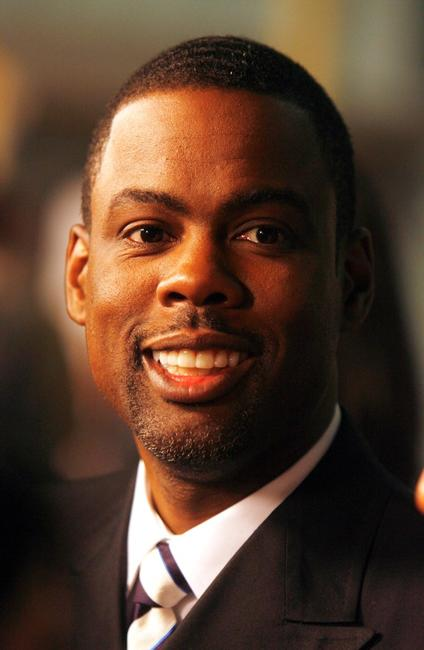 Chris Rock at the premiere of