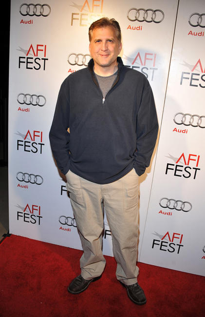 Daniel Roebuck at the premiere of