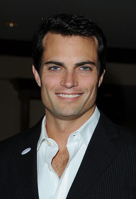 Scott Elrod at the 25th Anniversary Of Cedars-Sinai Sports Spectacular in California.