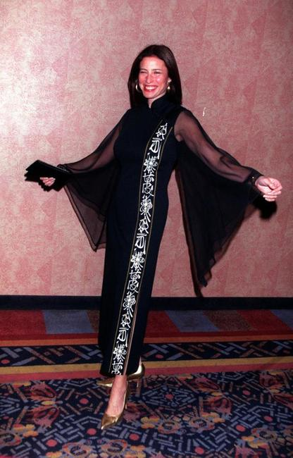 Mimi Rogers at the L.A. Gay & Lesbian Center's 29th Anniversary Ball.