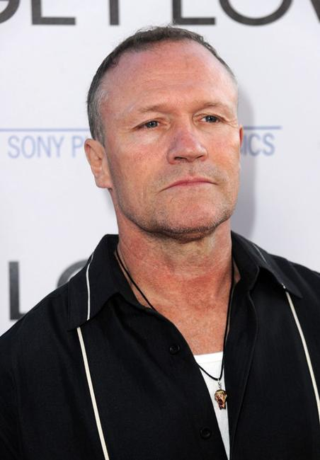 Michael Rooker at the premiere of