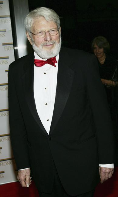 Theodore Bikel at the 27th Annual Kennedy Center Honors.