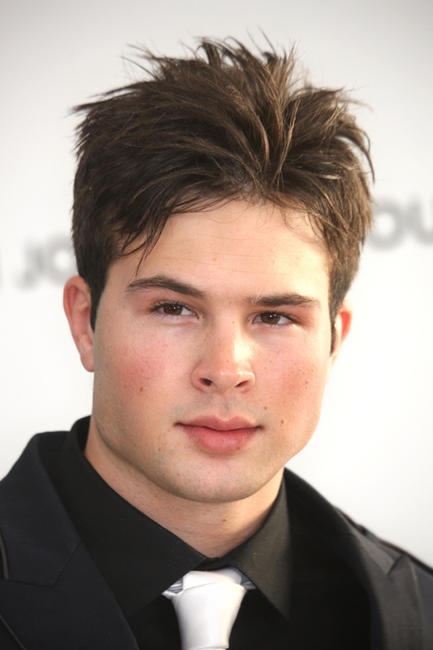 Cody Longo at the 18th Annual Elton John AIDS Foundation's Oscar Viewing party in California.