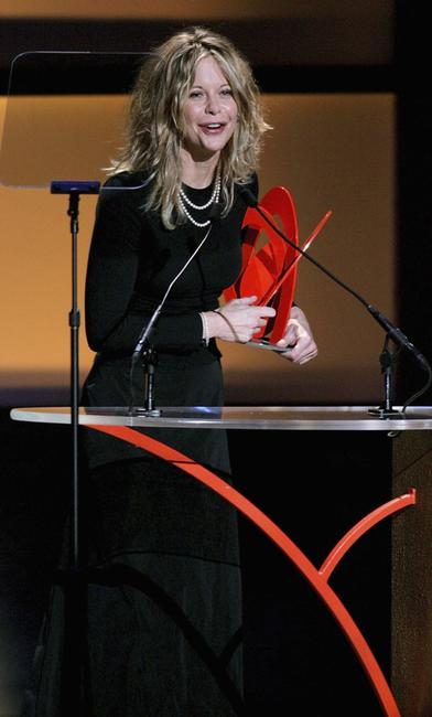 Meg Ryan at the 16th Annual Glamour Magazine The 2005 Women Of the Year Awards Show.
