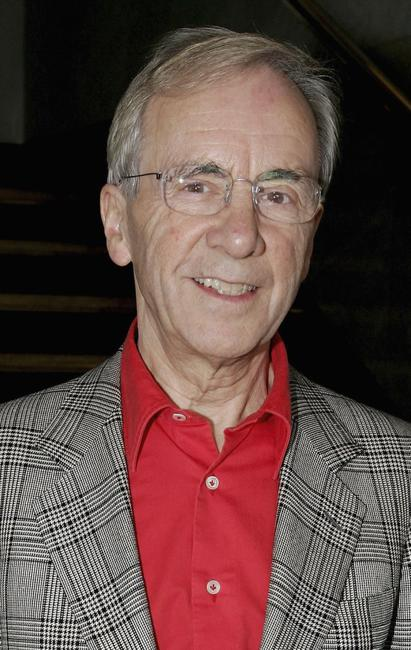 Andrew Sachs at the Best Of British Comedy Lunch held at BAFTA.