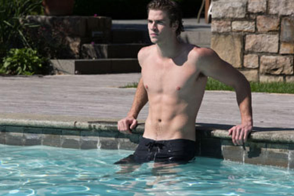 Liam Hemsworth in
