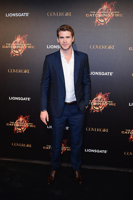 Liam Hemsworth at