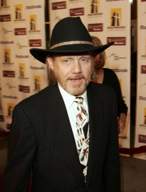 William Sanderson at the Hollywood Film Festival presentation of