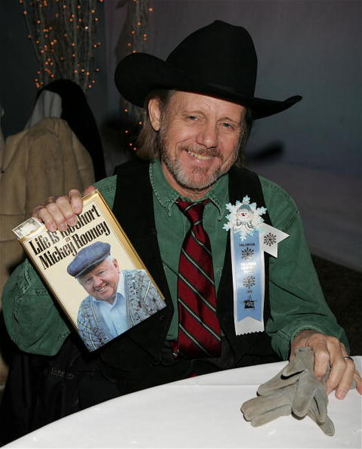 William Sanderson at the 2005 Hollywood Christmas Parade.