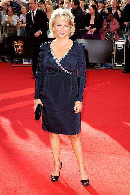Jennifer Saunders at the BAFTA Television Awards 2009.