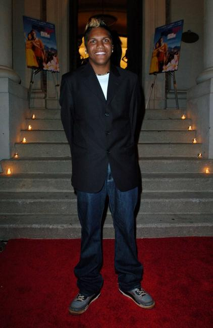 Rocky McKenzie at the after party of the premiere of