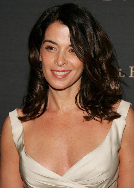 Annabella Sciorra at the 2006 National Board Of Review Awards Gala.