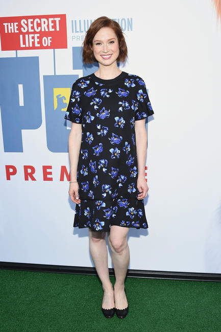 Ellie Kemper at the New York premiere of