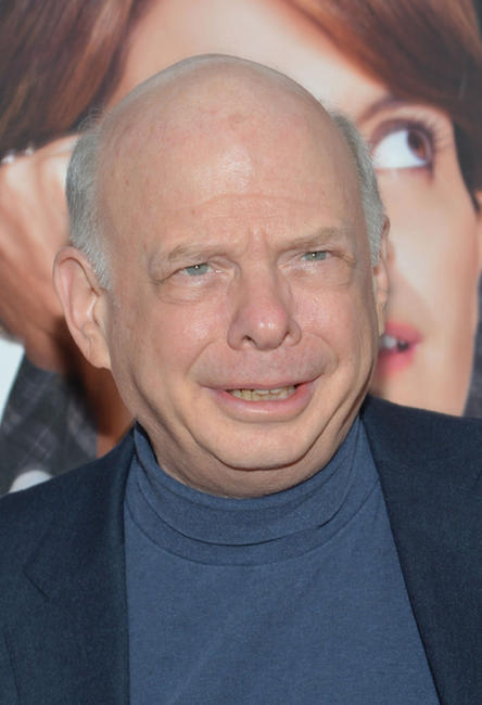 Wallace Shawn at the New York premiere of