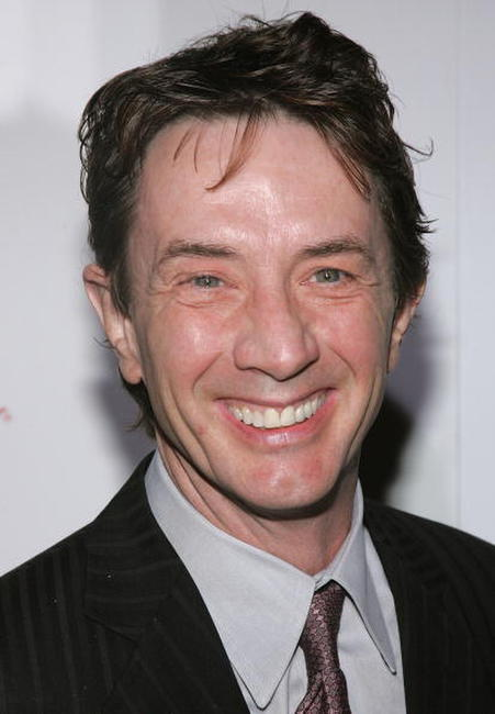 Martin Short at the Los Angeles premiere of
