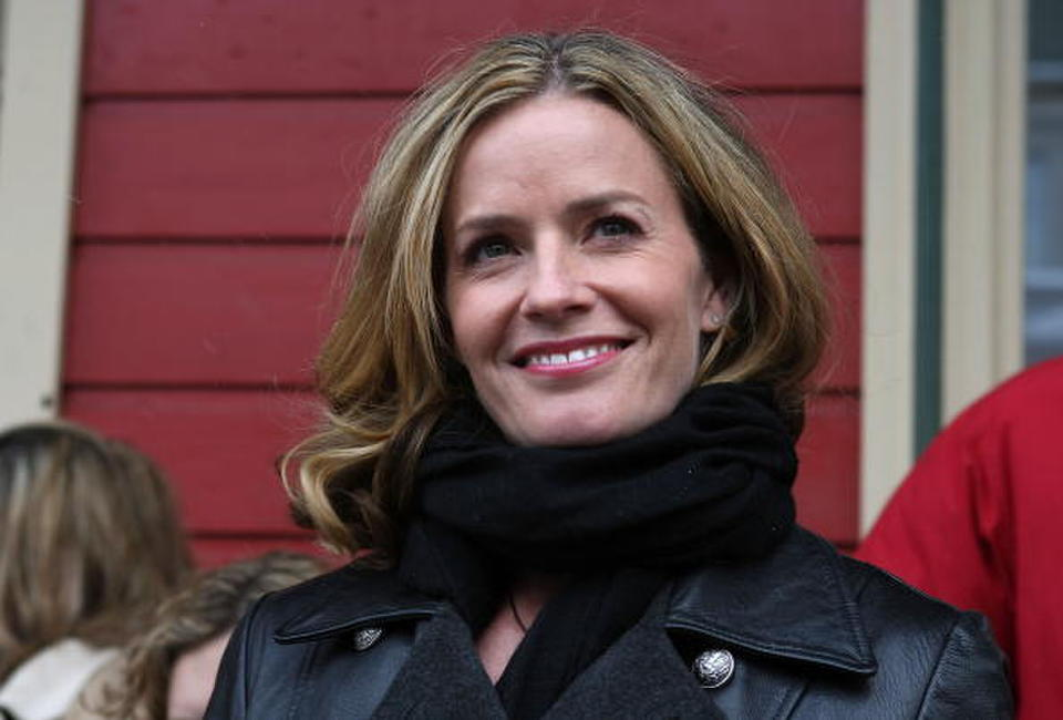 Elisabeth Shue at the 2008 Sundance Film Festival.