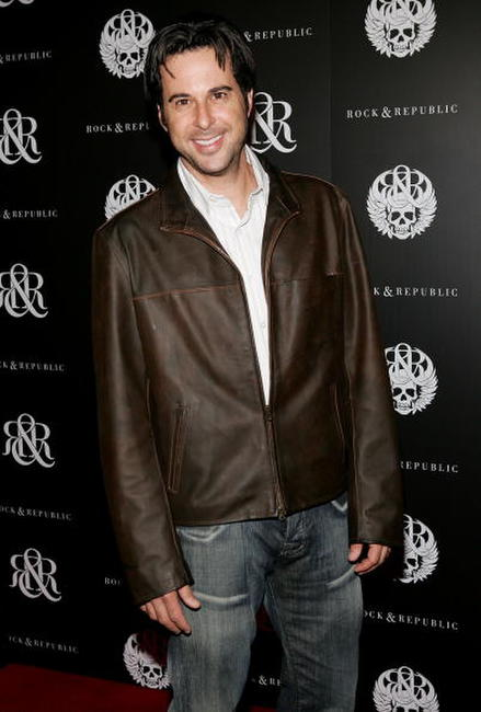 Jonathan Silverman at the Rock & Republic Spring Collection Party.