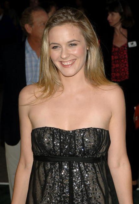 Alicia Silverstone at the 15th Annual Environmental Media Awards.