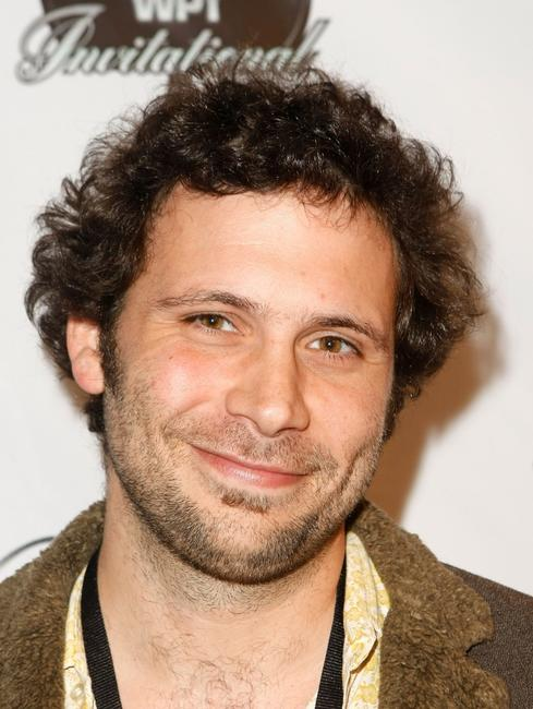 Jeremy Sisto at the 6th Annual World Poker Tour Invitational Kick off.