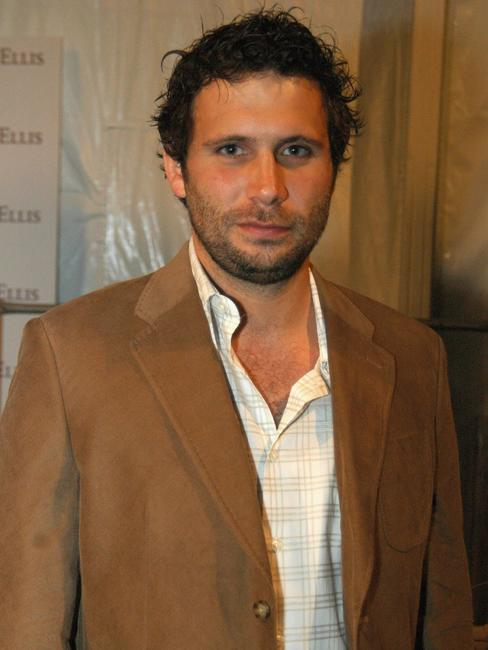 Jeremy Sisto at the Perry Ellis Spring 2007 fashion show during Olympus Fashion Week.