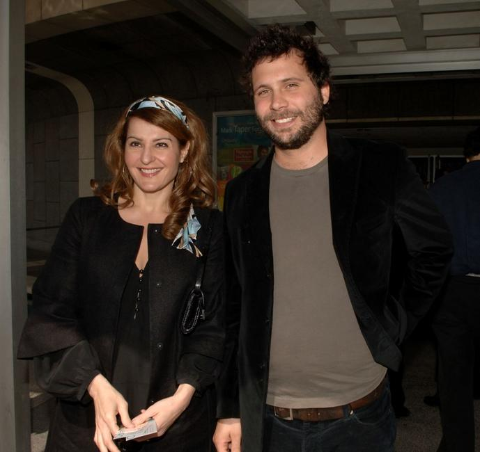 Jeremy Sisto and Nia Vardalos at the World premiere of