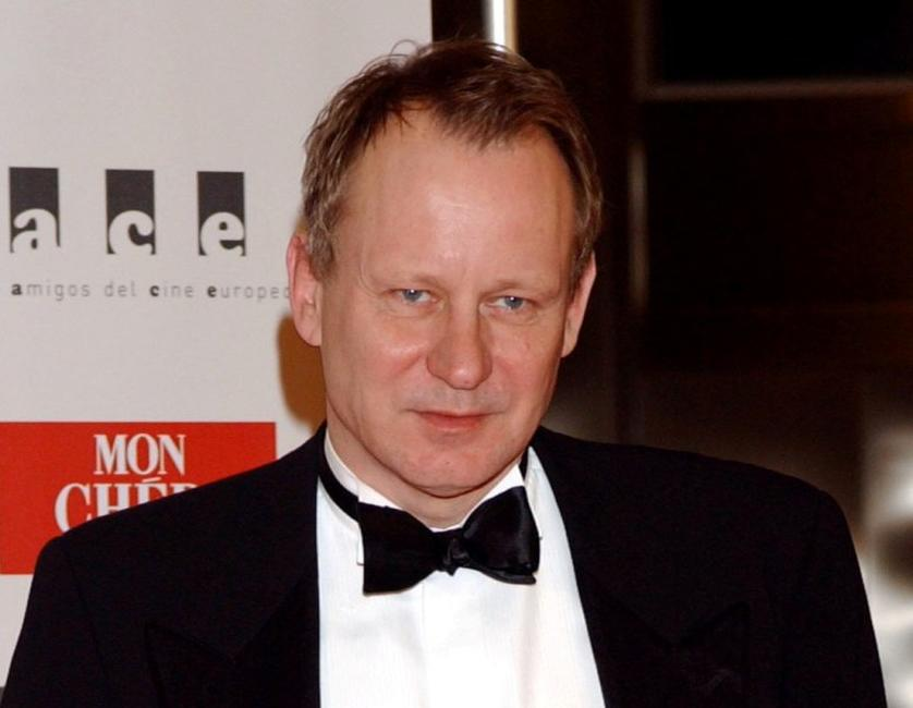 Stellan Skarsgard at the European Film Awards 2004.
