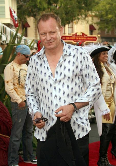 Stellan Skarsgard at the world premiere of