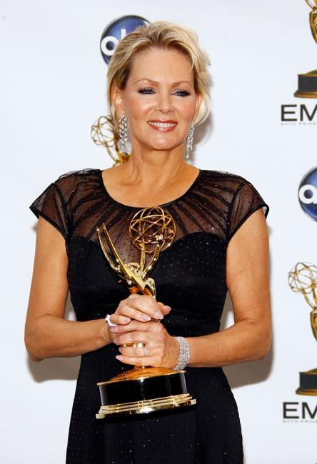 Jean Smart at the 60th Primetime Emmy Awards.