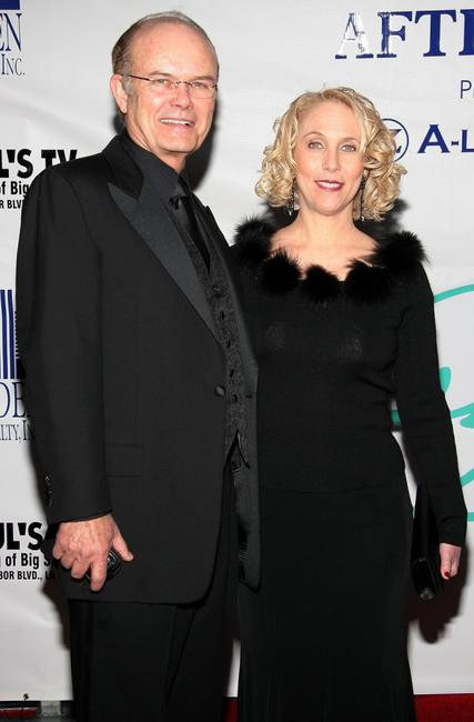 Kurtwood Smith and his wife Joan Smith at the 7th Annual Children's Uniting Nations Academy Awrds Celebration.