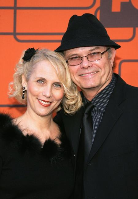 Kurtwood Smith and his wife Joan at the