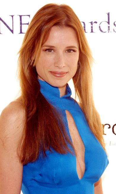 Shawnee Smith at the 2002 Shine Awards.