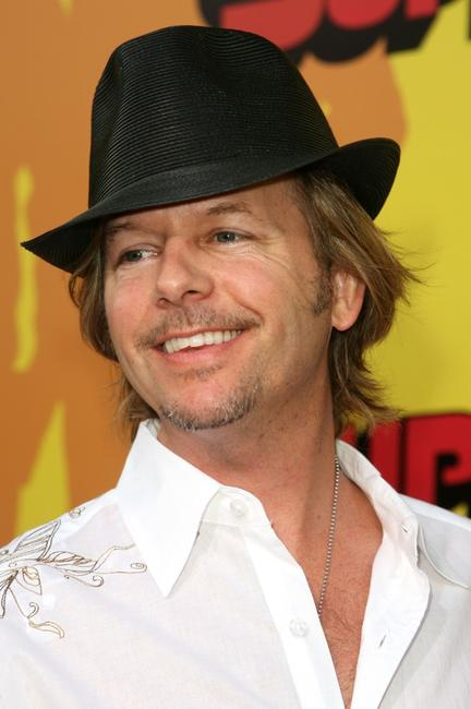 David Spade at the premiere of