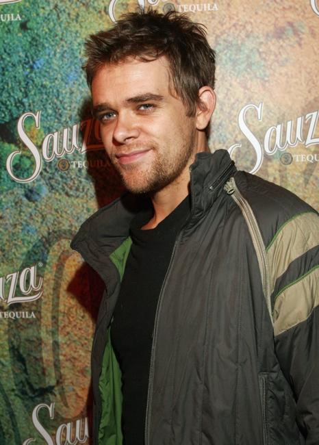 Nick Stahl at the Sauza Tequila Cinco de Mayo Fiesta.