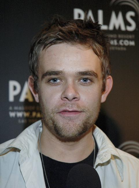 Nick Stahl at the First Annual Fantasy Suite Block Party.