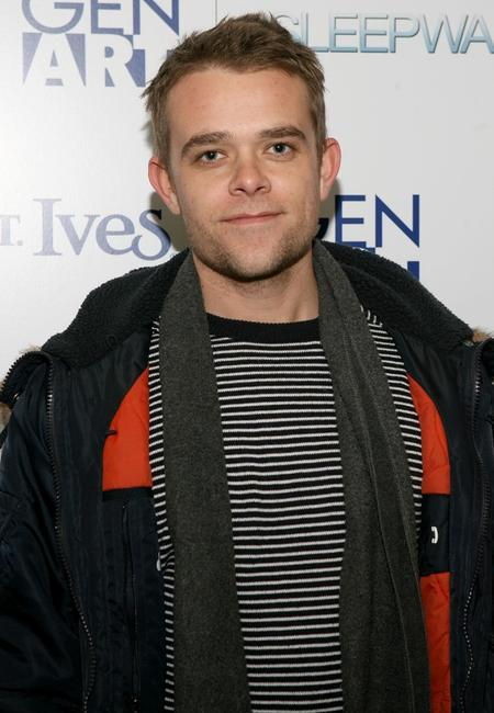 Nick Stahl at the 2008 Sundance Film Festival for