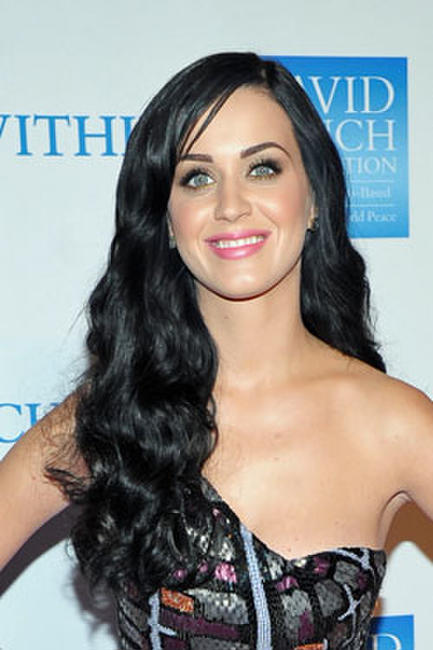 Singer Katy Perry attends the 2nd Annual David Lynch Foundation's Change Begins Within Benefit Celebration.