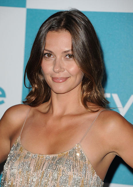 Olga Fonda at the 10th Annual InStyle Summer Soiree in California.