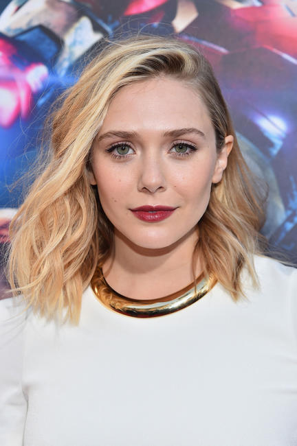 Elizabeth Olsen at the California world premiere of