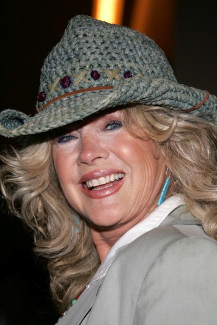 Connie Stevens at the Golden Boot Awards.