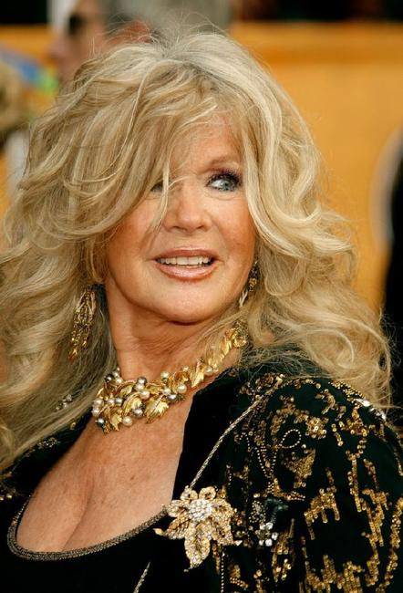 Connie Stevens at the 13th Annual Screen Actors Guild Awards.