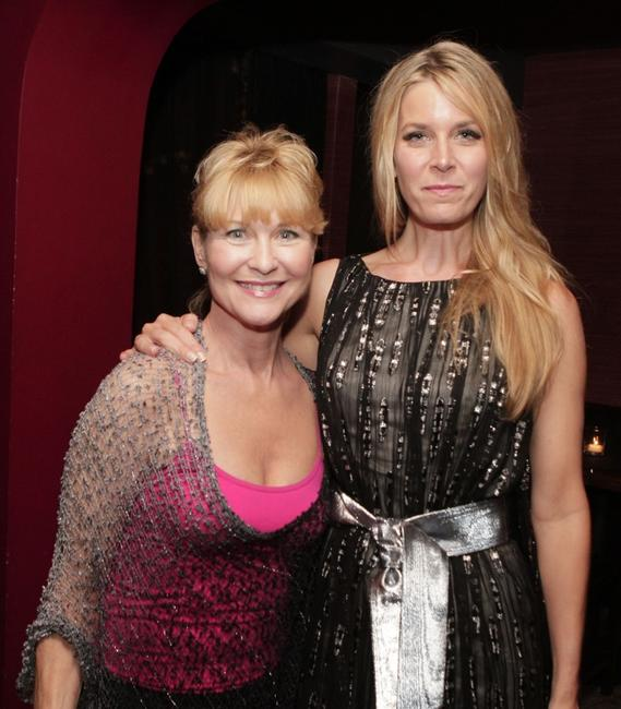 Dee Wallace and Sheri Moon Zombie at the premiere of