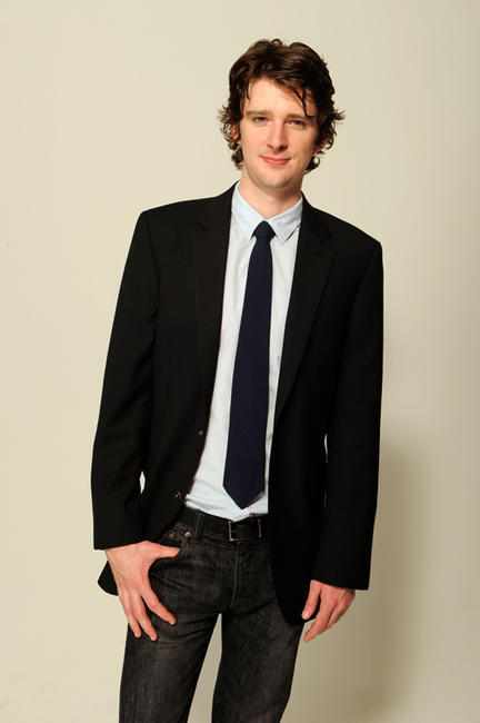 Will Rogers at the Tribeca Film Festival 2012 portrait studio in New York City.