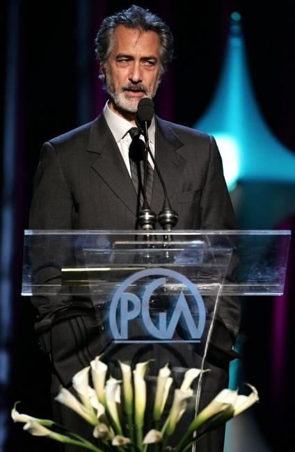 David Strathairn at the 2006 Producers Guild awards.