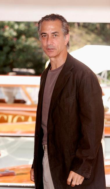 David Strathairn at the 62nd Venice Film Festival, for the premiere of