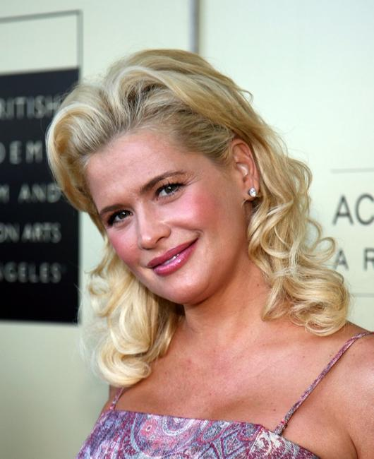 Kristy Swanson at the BAFTA/LA-Academy of Television Arts and Sciences Tea Party.
